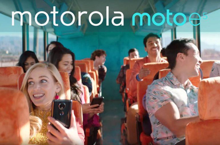 Motorola Moto E5 telefoons