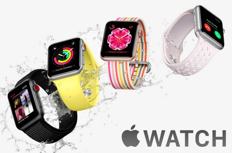 Nieuwe Apple Watch