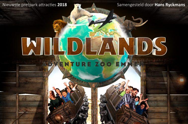 Nieuwe pretpark attracties 2018