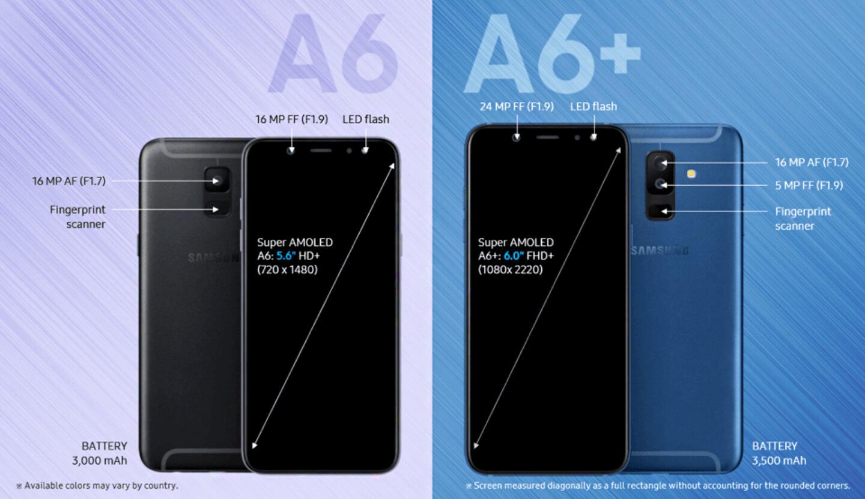 Nieuwe smartphone modellen