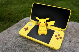 Nintendo 2DS XL Pikachu Edition review
