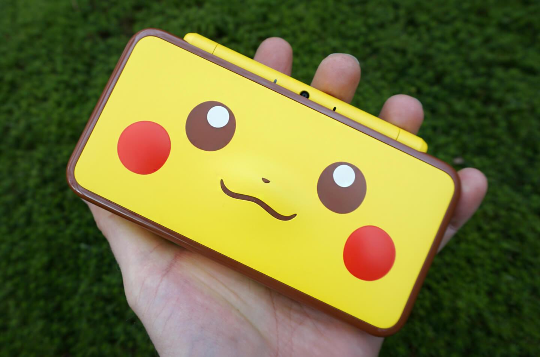 Nintendo Pikachu Edition