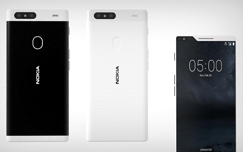 Nokia 2018 smartphones