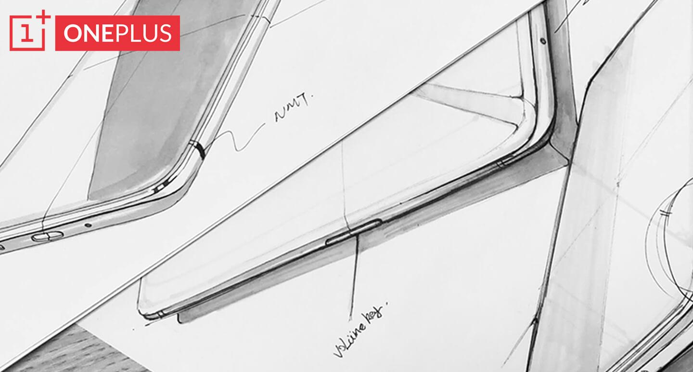 OnePlus 6 smartphone design