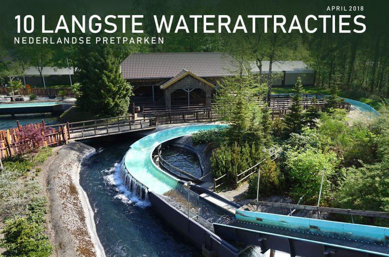 Pretparken Nederland grootste waterattracties