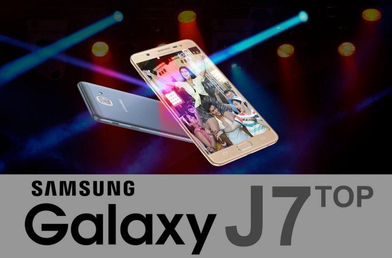 Samsung Galaxy J7 Top