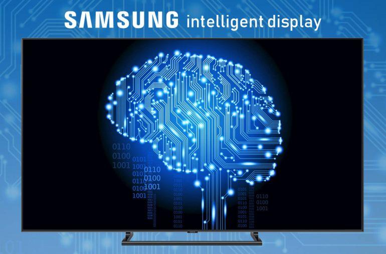 Samsung QLED TV's
