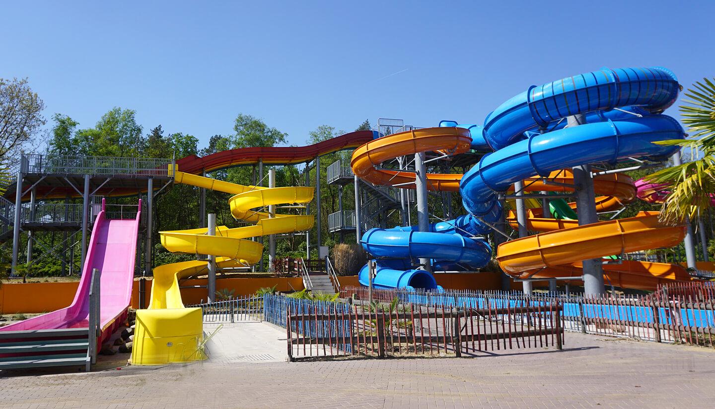 Slidepark zwembad Hellendoorn