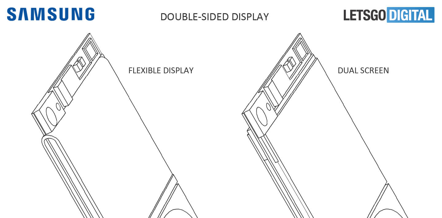 Smartphone display