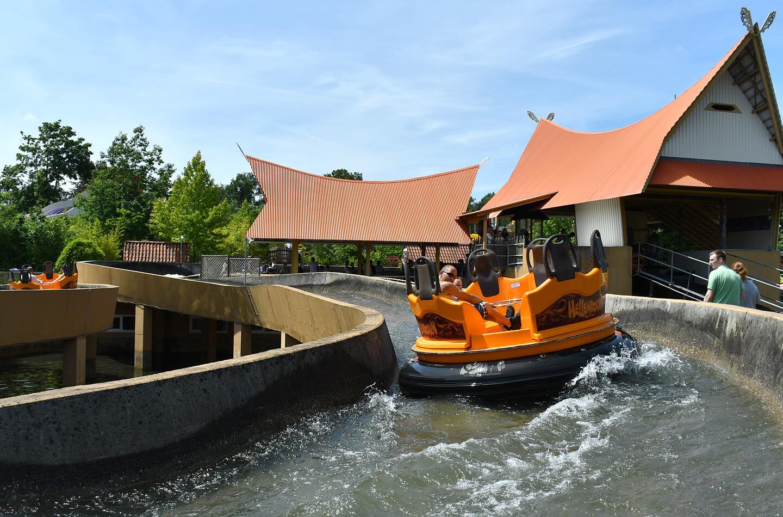 Waterattracties Hellendoorn