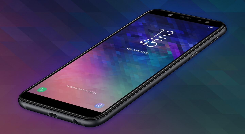 Galaxy A6+ 2018