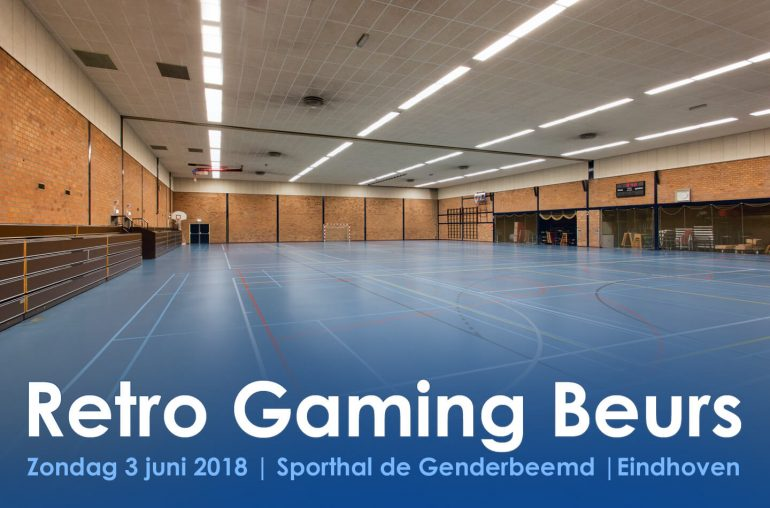 Retro gaming beurs Eindhoven