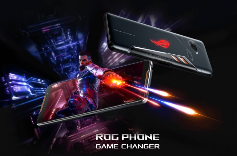 Asus gaming smartphone