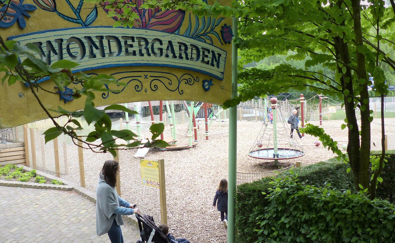 Bobbejaanland speeltuin Wondergarden