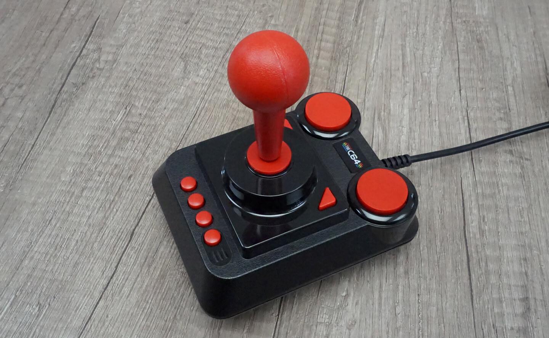 C64 Arcade joystick