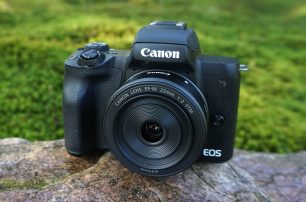 Canon EOS M50 review