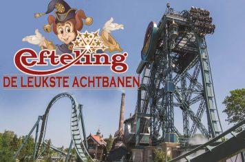 Efteling attracties 2018 overzicht