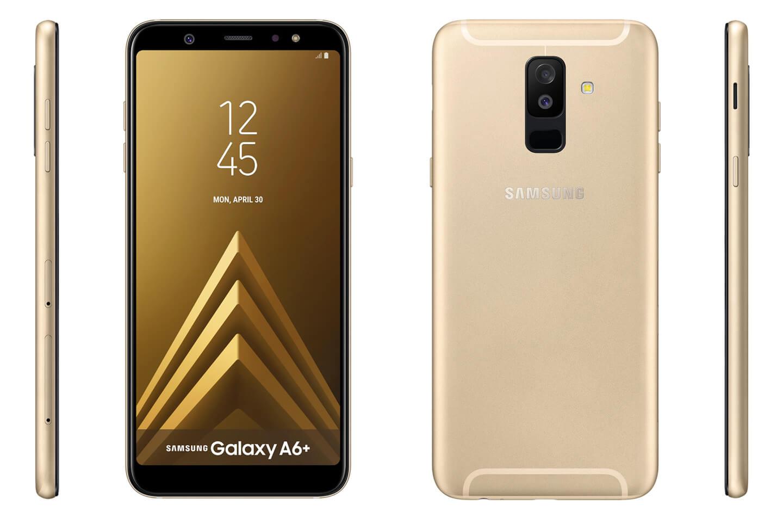 Galaxy A6 Plus kopen