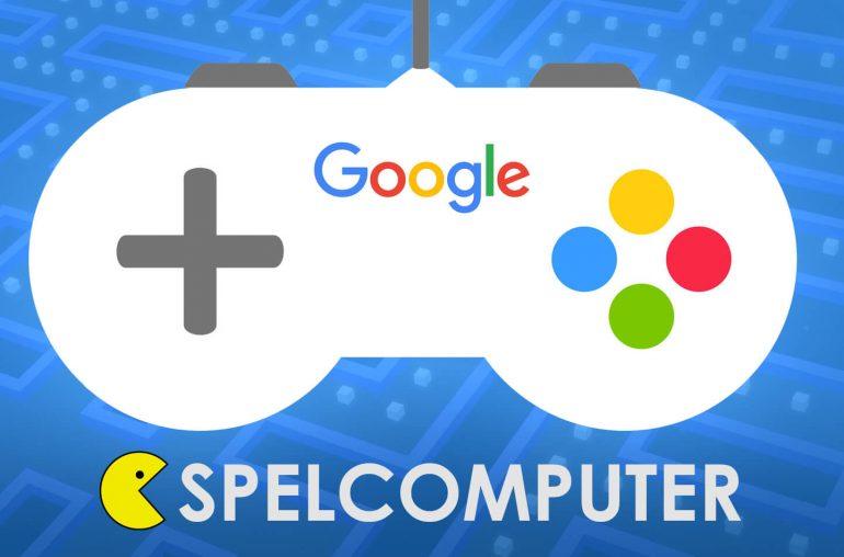 Google spelcomputer