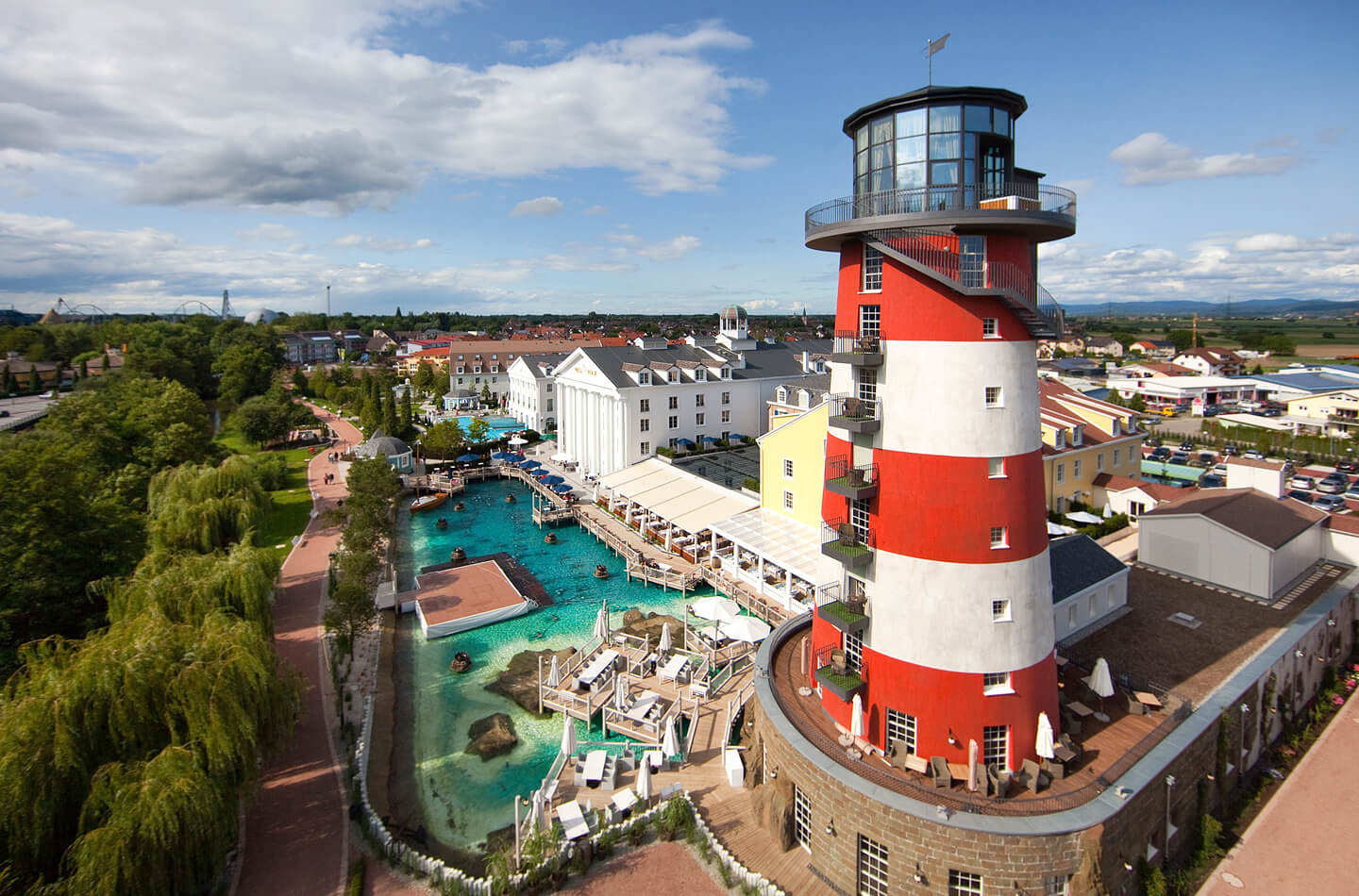 Hotels Europa-park