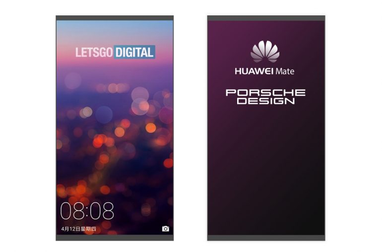 Huawei Mate smartphone