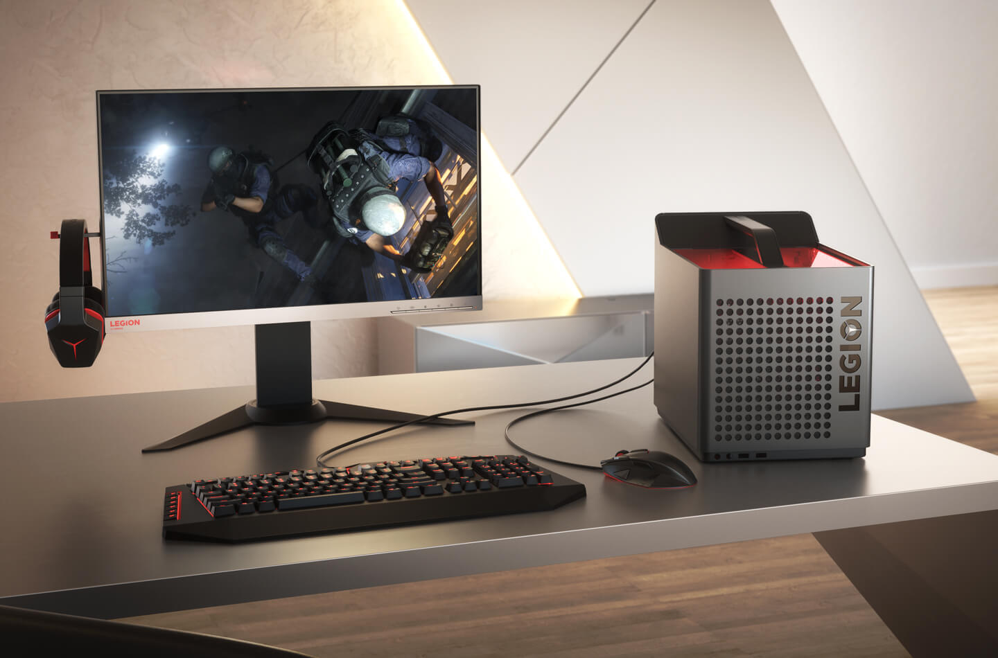 Lenovo Game Cubes