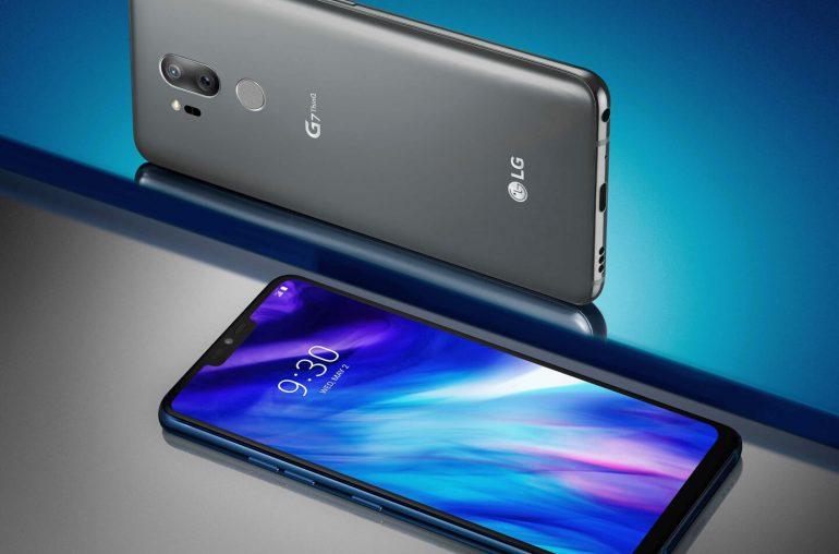 LG smartphones 2018 overzicht