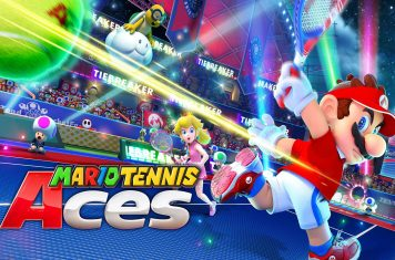Mario Tennis Aces game