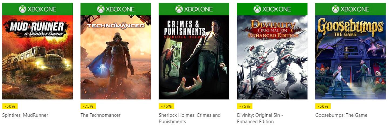 Microsoft Xbox spelletjes