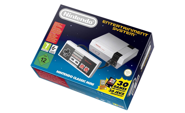 NES Classic mini kopen