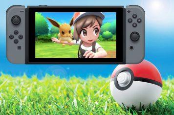 Nieuwe Pokémon games voor Nintendo Switch