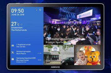 Nieuwe Samsung Galaxy
