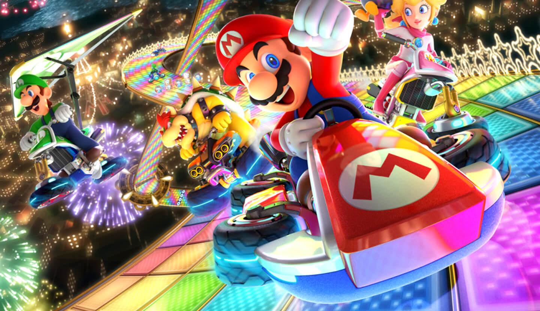 Nintendo game toernooi