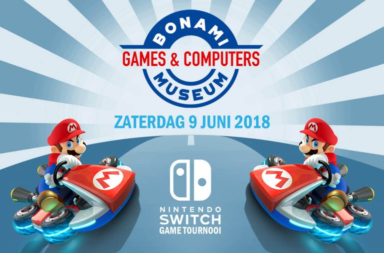 Nintendo Switch game toernooi
