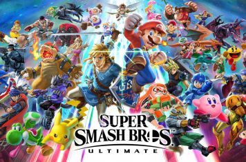 Nintendo Switch spel: Super Smash Bros Ultimate