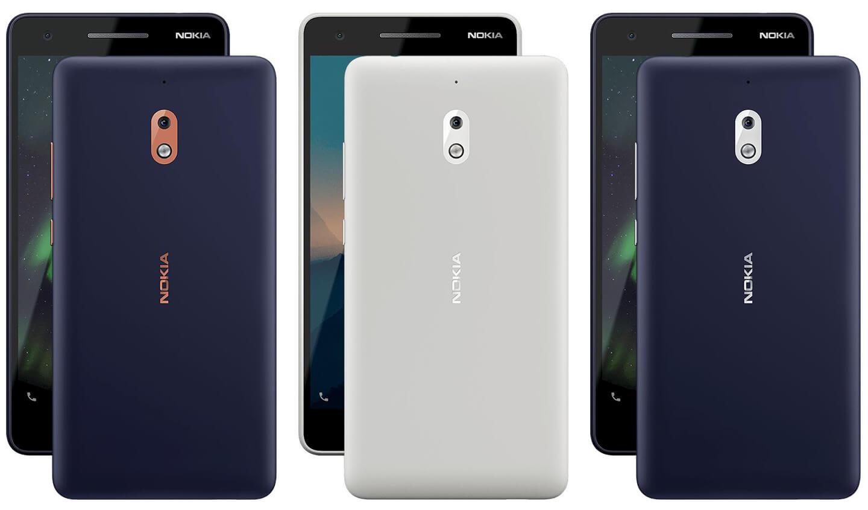 Nokia 2.1 smartphone