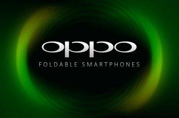 Oppo opvouwbare smartphones