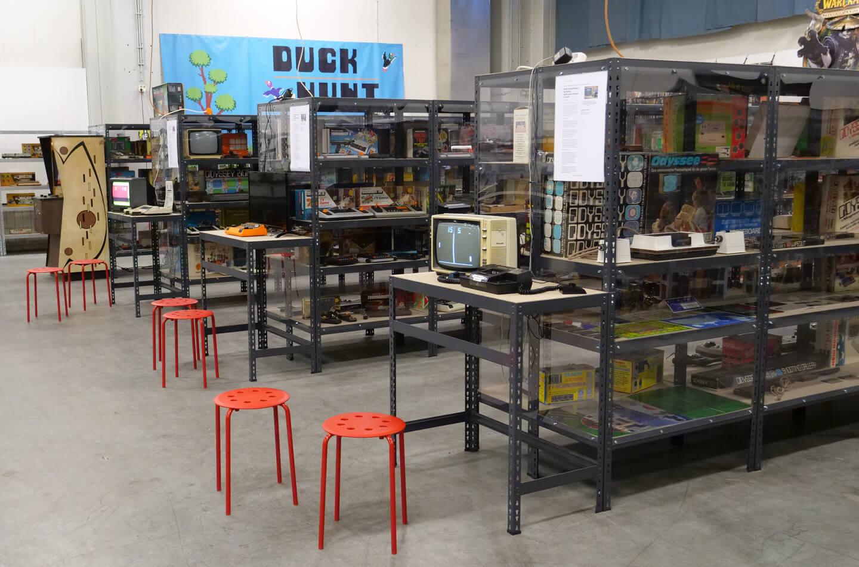 Pong tentoonstelling Nederland