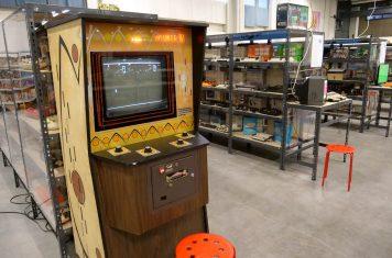 Pong videospel