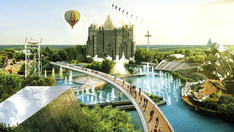 Pretpark Futuroscope Frankrijk