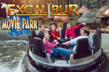 Pretpark Movie Park Germany