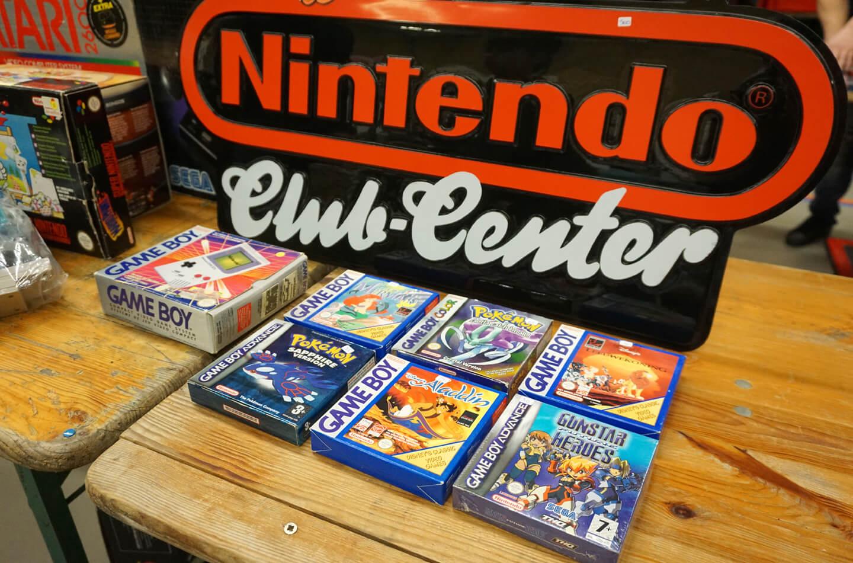 Retro gamebeurs