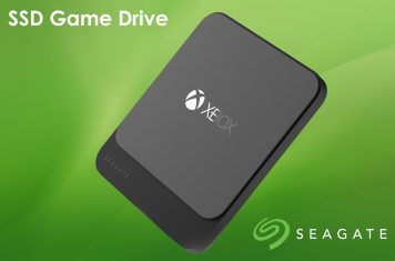 Seagate SSD voor Xbox One spelcomputers