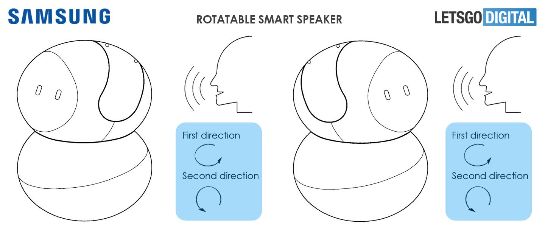 Slimme speaker Samsung