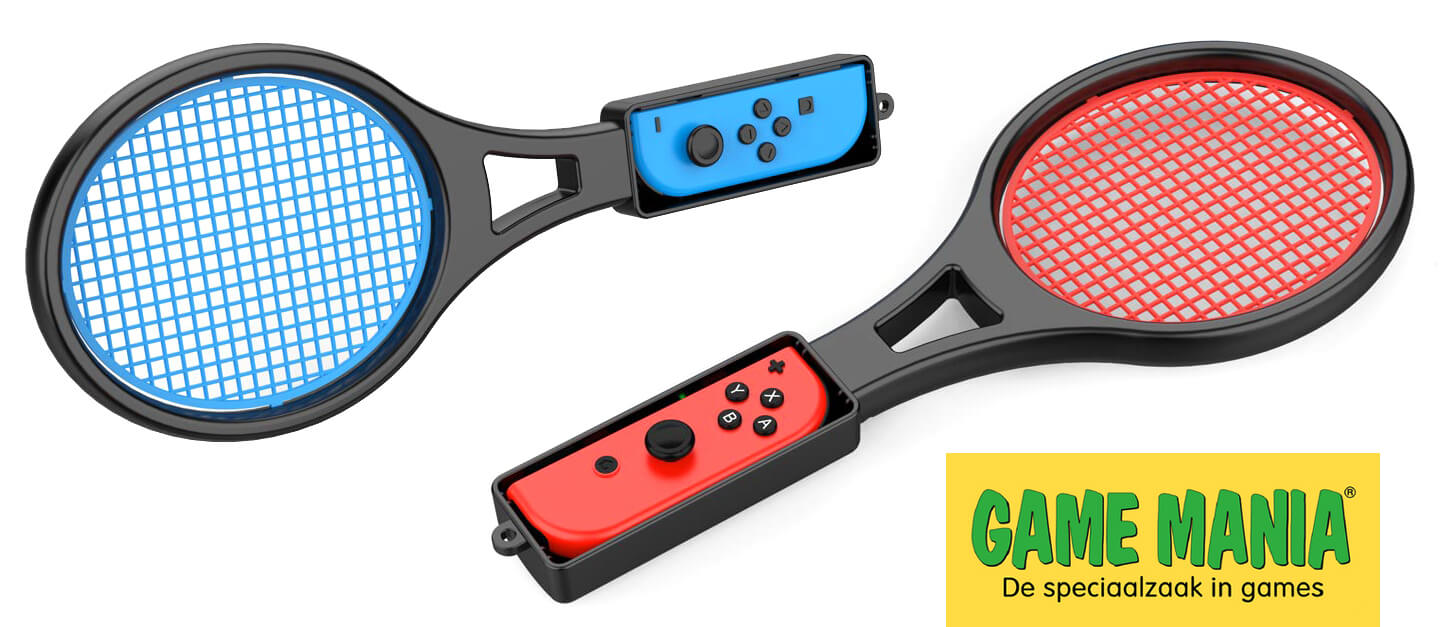 Tennisrackets Joy-Con controller