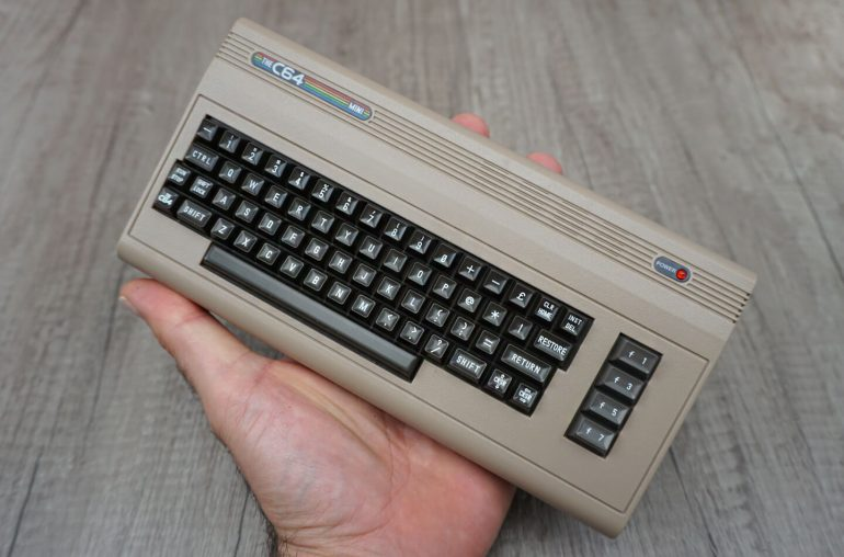 THEC64 Commodore mini review