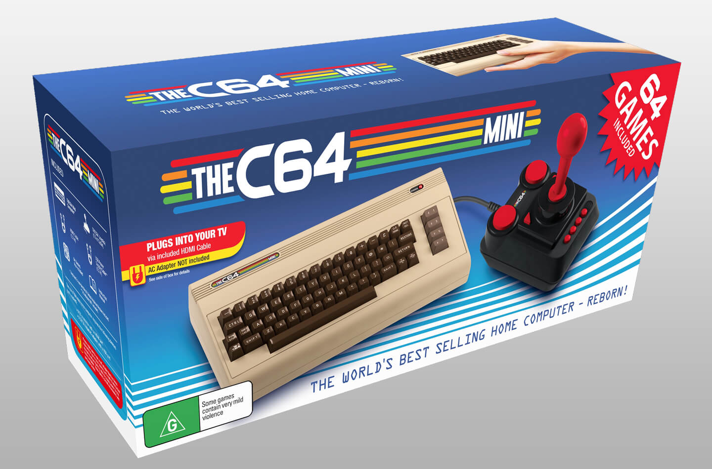 THEC64 mini review