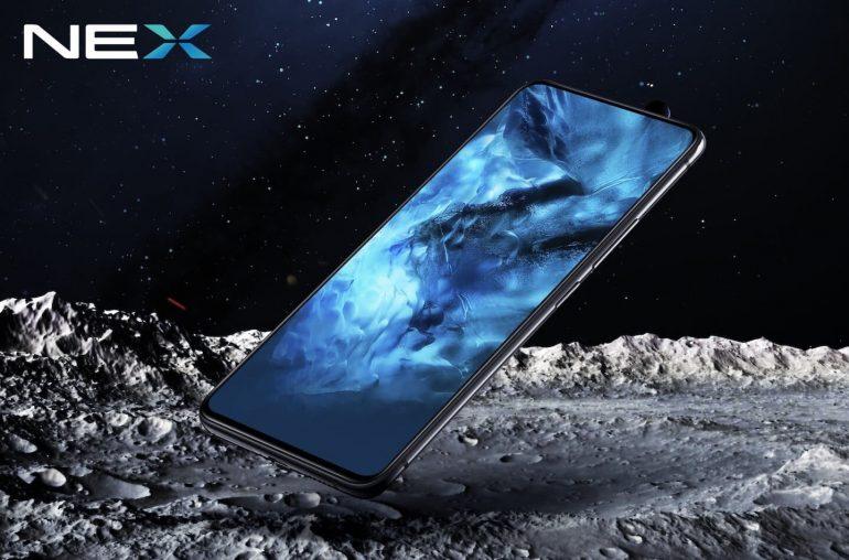 Vivo Nex full-screen smartphone