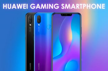 Huawei P Smart gaming smartphone