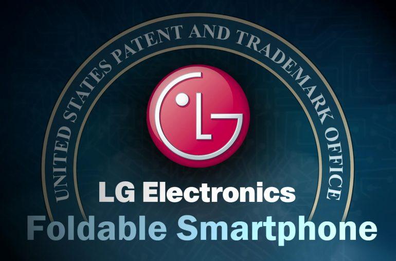 LG opvouwbare smartphone Samsung
